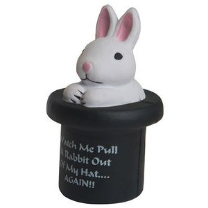 Magic Rabbit Squeezies� Stress Reliever