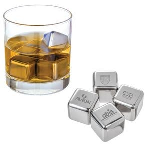 Stainless Steel Chilling Whiskey Ice Cube