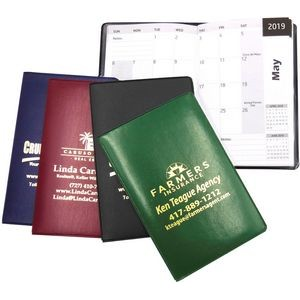 Deluxe Monthly Pocket Planners